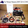 "6.2"" Nav Car DVD GPS For Nissan Navara 2007-2016 D40 with AUX IN External-MIC"