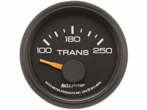 For GMC Sierra 1500 HD Auto Trans Oil Temperature Gauge Auto Meter 16627GH