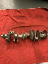 Chevrolet Original 327 Cast Iron Crankshaft Standard 3911001