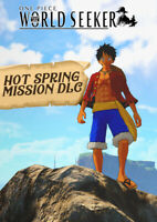 ONE PIECE WORLD SEEKER HOT SPRING MISSION DLC EXCLUSIVE EU PS4/XBOX ONE CODE
