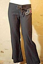 ROXY Taille 34 Superbe pantalon noir femme trousers pants hose