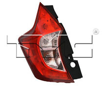 TYC NSF Left Side Tail Light Assy for Nissan Versa Note 2014-2016 Models