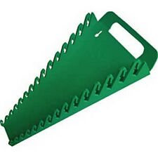 SK Hand Tools 1074 Wrench Rack SG 15PC Green