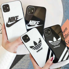 NIKE X OFF adidas iphone case for IPHONE 11 pro max x xs 7 8 plus XR Back cover