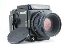 ? EXC + 5 ? Mamiya RZ67 Pro Mittelformat Kamera + Sekor Z 110mm F/2.8 Aus Japan