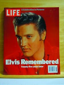 ELVIS REMEMBERED-LIFE MAGAZINE-TWENTY FIVE YEARS LATER BRAND NEW! FREE SHIPPING!