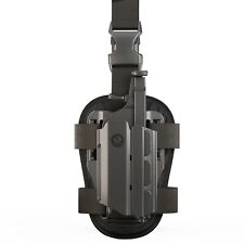 Orpaz Holster with Light, Light Bearing Holster, fits Light/Laser/Sight/Optics