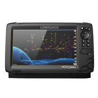 Lowrance HOOK Reveal 9 Chartplotter/Fishfinder w/Transducer 000-15526-001