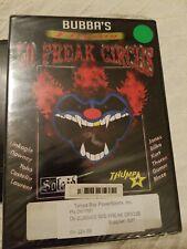 Bubba's 50 Freak Circus Minibike DVD