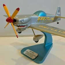 Breitling Airplane Display Model Aerobatics Aircraft CAP 232 Patrick Paris Rare