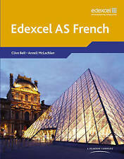 Edexcel A Level French (AS) Student Book and CD-ROM-ExLibrary