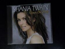 CD ALBUM - SHANIA TWAIN - COME ON OVER