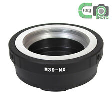 M39-NX for Leica M39 Screw Lens to Samsung NX Adapter NX210 NX200 NX300 NX1000