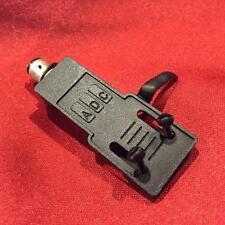 """Genuine Vintage ADC Phono Turntable Cartridge Magnesium Headshell & Screws 1/2"""""""