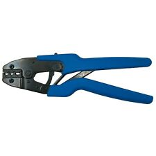 """Grote 10"""" Ratcheting 10-22 AWG Crimper Tool for Heat Shrink Crimp Wire Terminals"""