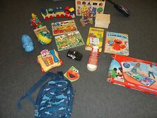 Huge Lot Of Little Boys Toys *Melissa & Doug, Fisher Price, Disney, & Others*