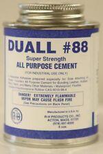 Rubber Shoe Repair Care Glue Adhesive 8 oz