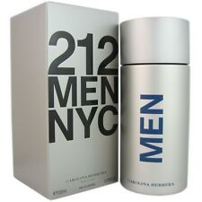 212 Nyc Carolina Herrera Men 6.7 6.75 oz 200 ml Eau De Toilette Spray Nib Sealed
