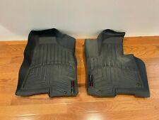 2013-2015 Hyundai Tucson 14-16 Kia Sportage WeatherTech FloorLiner - Front Seats
