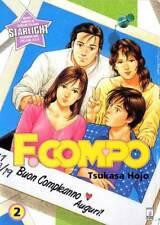 manga STAR COMICS F.COMPO FAMILY COMPO numero 2