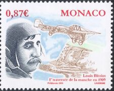 Monaco 2009 Louis Bleriot/People/Aircraft/Aviator/Aviation/Planes 1v (mc1102)