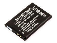 Akku für SAMSUNG SGH-E900 / SGH-M150 / SGH-M200 / SGH-M310 / SGH-X150 / SGH-X160