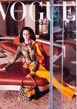 Trish Goff ELLEN VON UNWERTH Peter Lindbergh MILES ALDRIDGE vtg D&G Vogue Italia