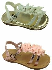 ChatterBox Synthetic Sandals for Girls