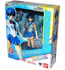 Sailor Moon Super S Sailor Mercury S.H. Figuarts Action Figure Bandai Official