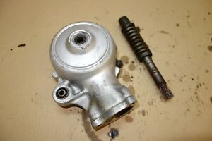 Yamaha T50 town mate 50 townmate 50 t80 moped rear diff differential parts