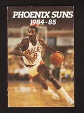 Phoenix Suns--Walter Davis--1984-85 Pocket Schedule--Sun Giant