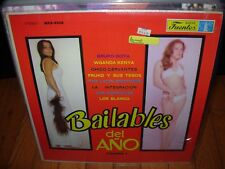 VARIOUS bailables del ano vol 5 1976 ( world music ) colombia - sexy cover -