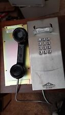 Outdoor Single Line Tone Dial Phone Telephone in metal box Allen Tel Products