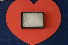 Schmetterling Silber Ohrringe mit Zirkonia 0.4 G 0.3 cm breiter in Geschenkbox