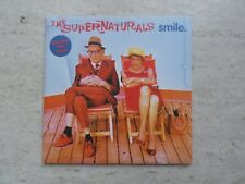 "THE SUPERNATURALS ""SMILE""/""STALINGRAD"" LTD EDITION 7"" VINYL SINGLE WITH POSTER"
