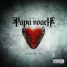 Papa Roach - To Be Loved - The Best Of NEW CD ALBUM