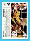 CARD-PREMIER NBA EURO EDITION BASKETBALL 91/92-UPPER DECK-CARD a scelta-Usata