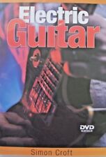 Electric Guitar Instructional - Dvd, Simon Croft, 2008 ! Disc Only #E354