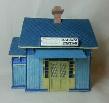 Nabisco Collectors Classics HO SCALE Oreo Railway Train Station New Old Stock