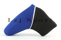 Black Blue Neoprene Golf Putter Cover Headcover For Taylormade Scotty Cameron