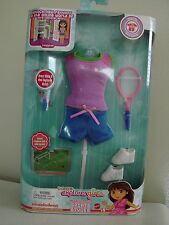 Dora The Explorer Sports Styles Outfit New