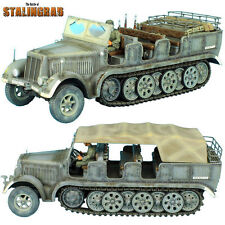 VEH008 SdKfz 7 8 Ton Prime Mover - 14th Panzer Division by First Legion
