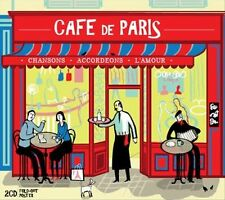 Café de Paris [Metro Select] by Various Artists (CD, Sep-2013, 2 Discs, Metro...