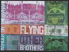 The Flying Other Bros. Poster Ron Donovan Firehouse Juneau Alaska Ultra Rare