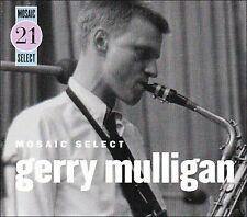 GERRY MULLIGAN-MOSAIC SELECT 021-SEALED 3-CD SET