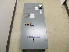 Square D E-Flex Motor Controller ATV61HD18N4 30HP 22 KW 40A 460V Used