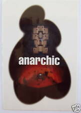 Anarchic Adjustment Skateboard Surf Clothing Rave Sticker 90'S