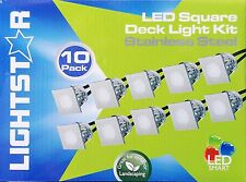 Deck Lights Outdoor LED Stainless Steel 10 PK Awesome Quality