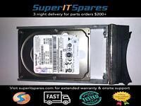 49Y1836 IBM 300GB 10K 2.5inch SAS Hard Drive 49Y1839 49Y1840 inc. tray