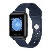 Smartwatch P8 IPS Touchscreen Display Bluetooth Fitness Pulsuhr IP67 wasserdicht